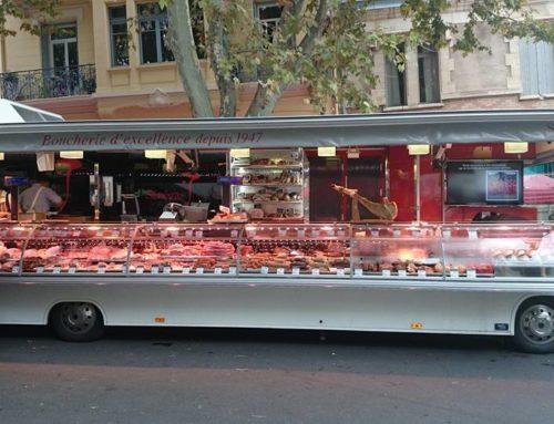 Marché de Béziers