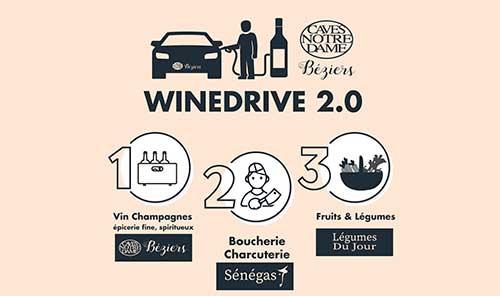 #WINEDRIVE Béziers